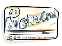 MTA Metrocard Machine Editorial Stock Image.