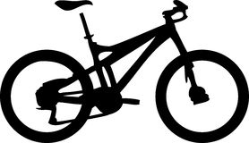 Mountain Bike Clip Art.