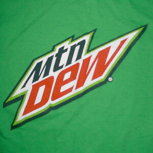 Details about Mountain Dew T.