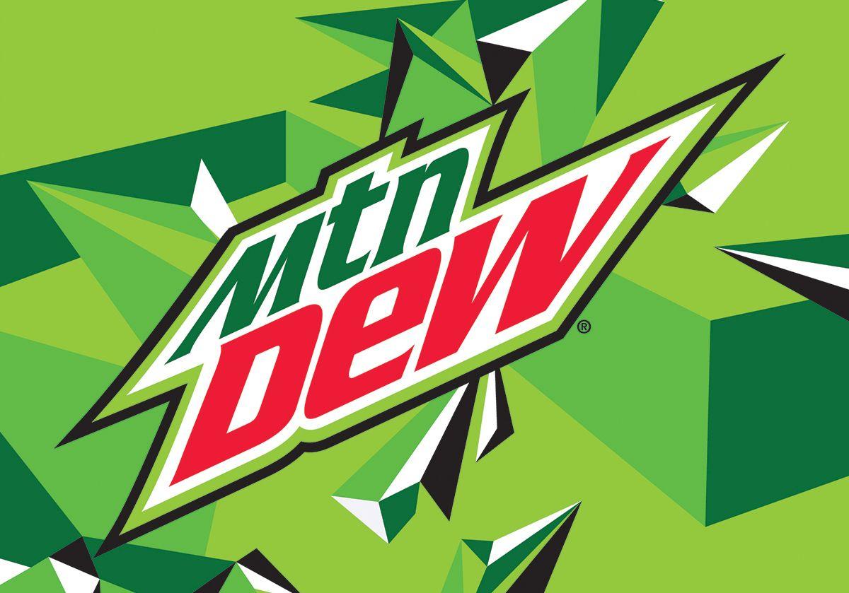 Mountain Dew Logo.