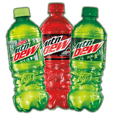 Mountain Dew transparent PNG images.