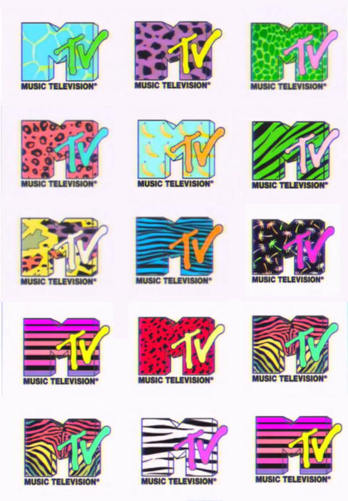 MTV 80s.. When they actually played music videos.