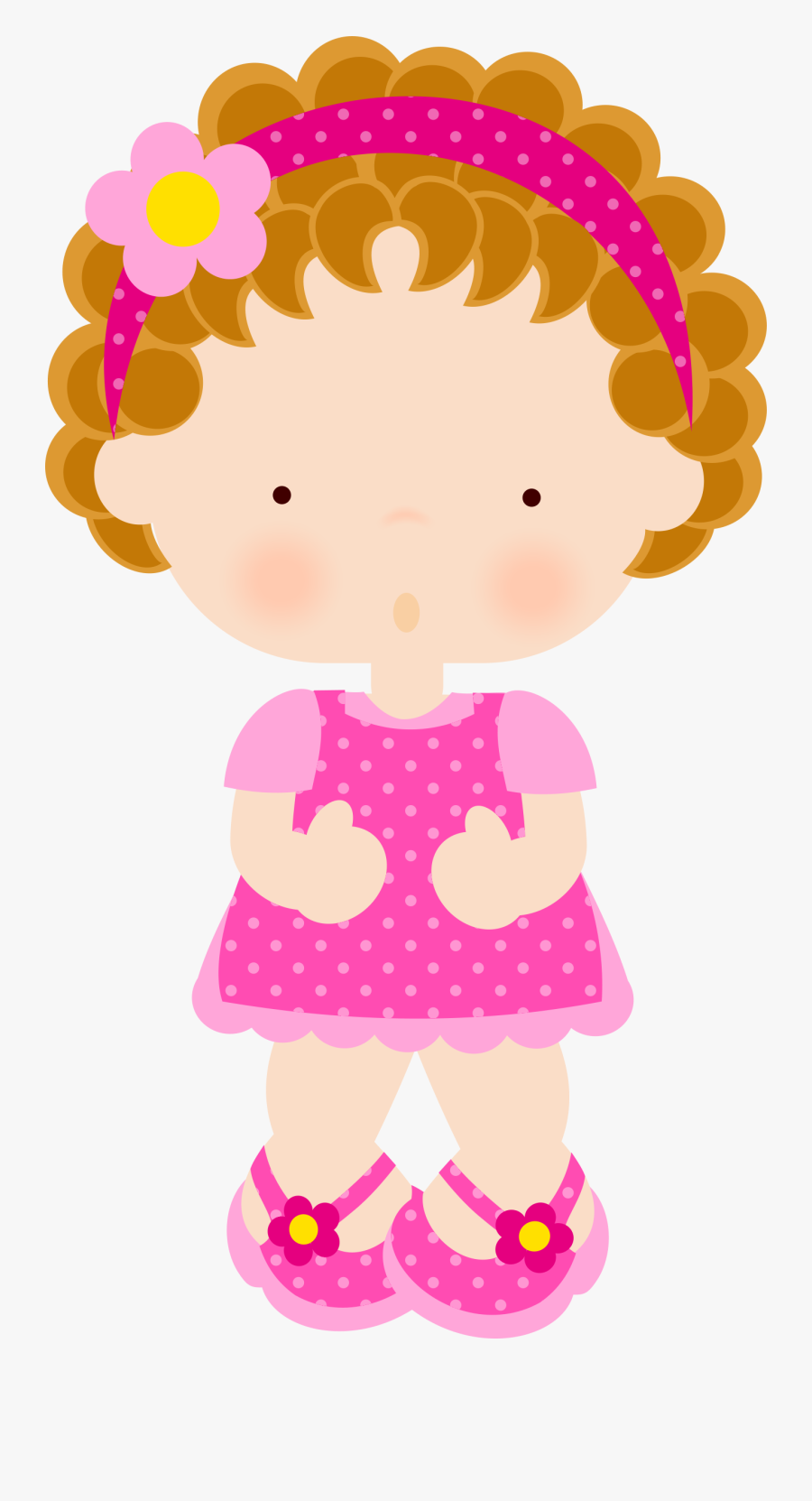 Transparent Doll Clipart Black And White.