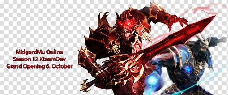 Mu Online Massively multiplayer online role.