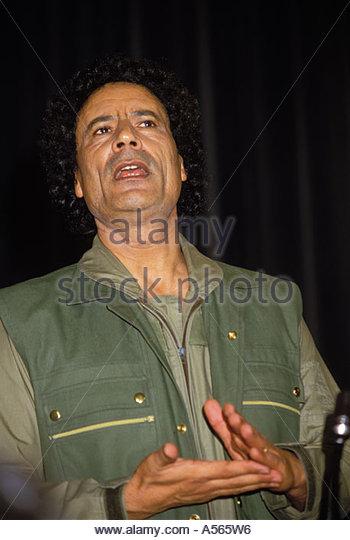 Muammar Al Gaddafi Stock Photos & Muammar Al Gaddafi Stock Images.