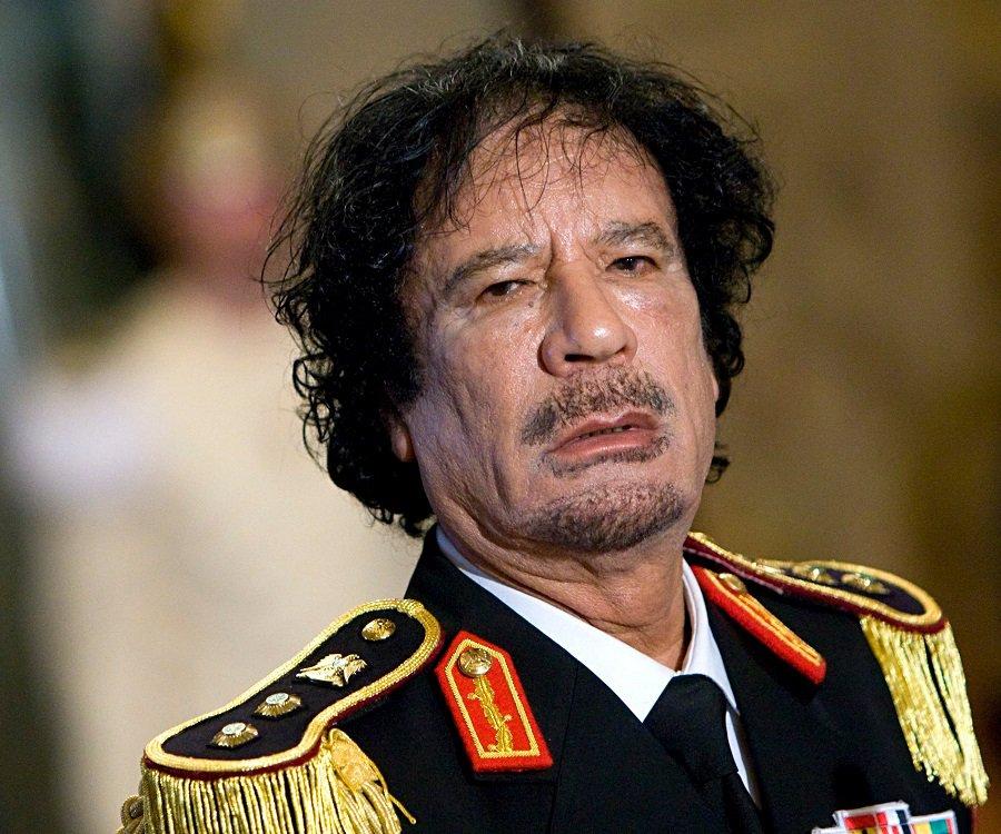 Muammar Gaddafi Biography.