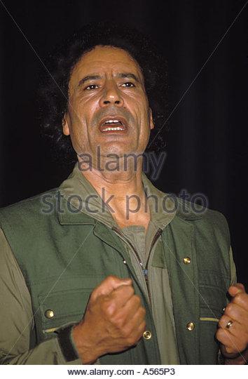 Gaddafi Stock Photos & Gaddafi Stock Images.