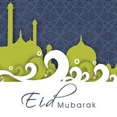 Eid Mubarak Vector 3.