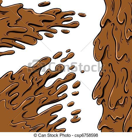 Mud Clip Art For Preschool.