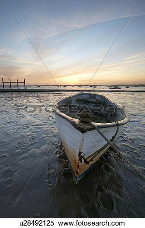 Stock Image of England, Essex, Leigh.