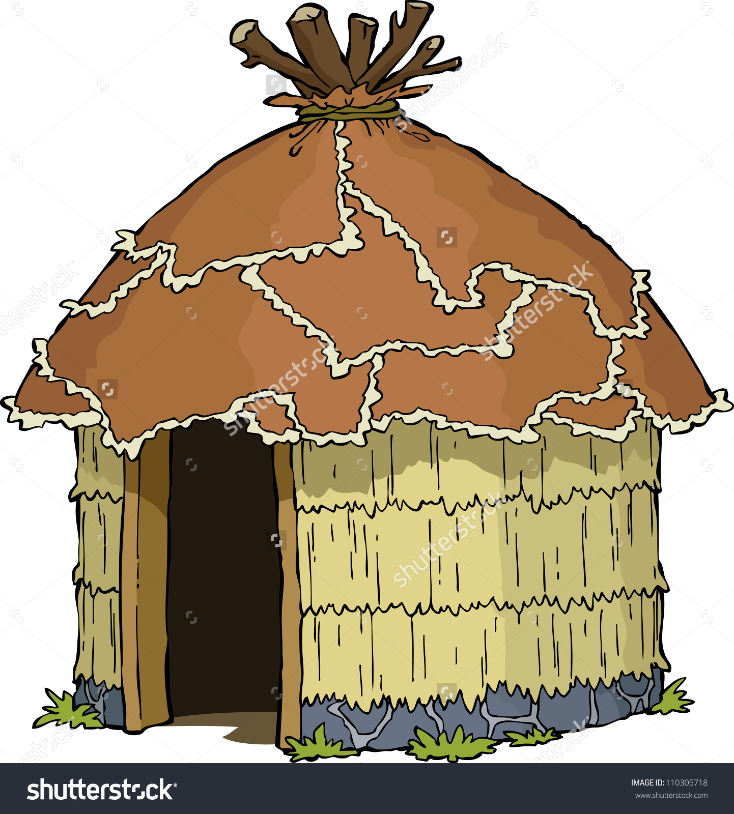 Showing post & media for Mud brick house cartoon.