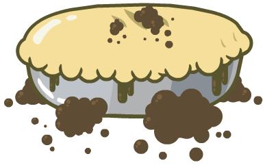 Mississippi Mud Pie.