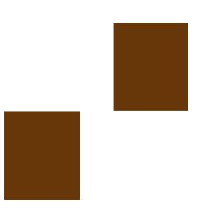 Mud shoe print clipart.