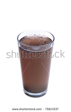 Dirty Drinking Water Stock Photos, Royalty.