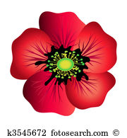 Mohnblume Clipart Vektor Grafiken. 5.463 mohnblume EPS Clip Art.