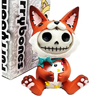 Amazon.com: Furrybones Mouse With Muenster Cheese Skeleton Monster.