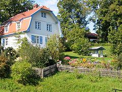 Liste der Baudenkmäler in Murnau am Staffelsee.