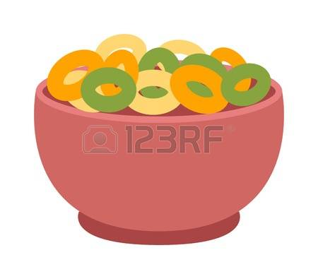 237 Muesli Bowl Stock Illustrations, Cliparts And Royalty Free.