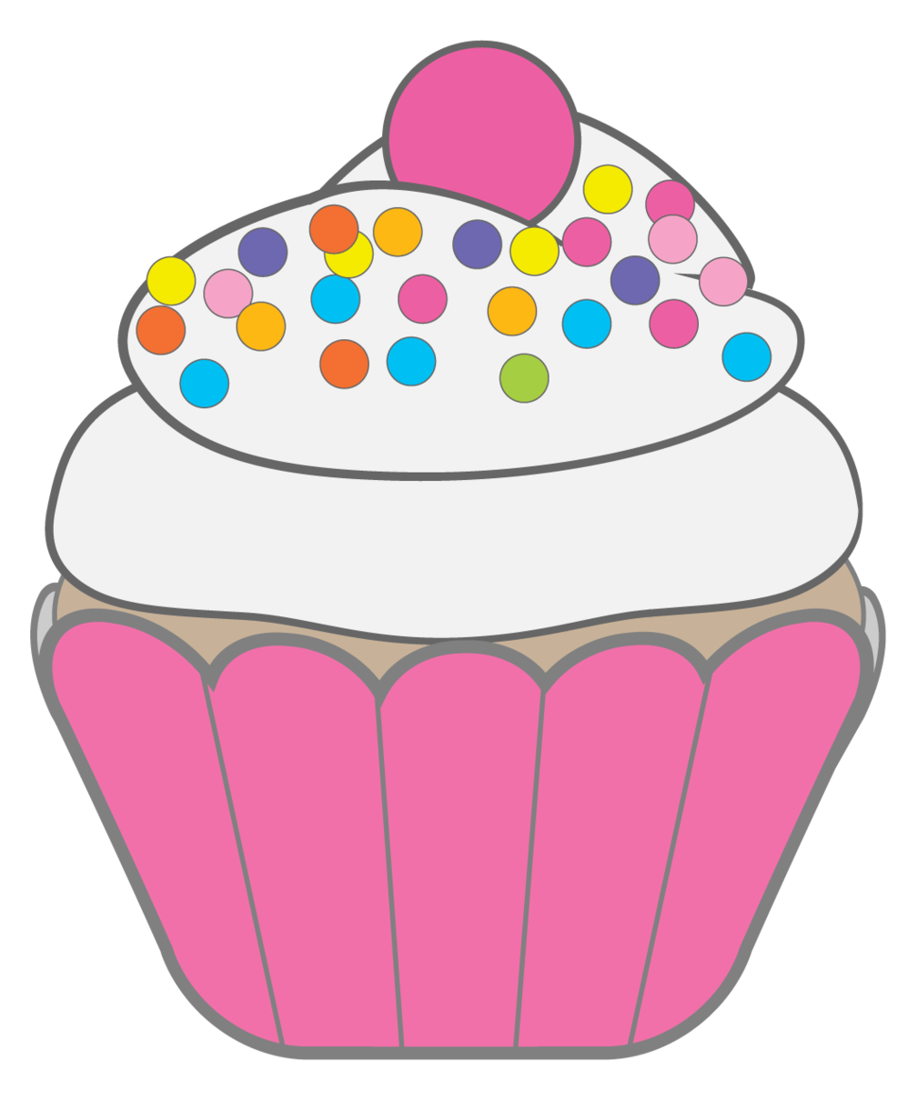 Red Muffin Clipart Clip art of Muffin Clipart #7013 — Clipartwork.