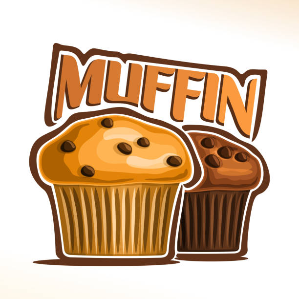 Best Mini Muffin Illustrations, Royalty.