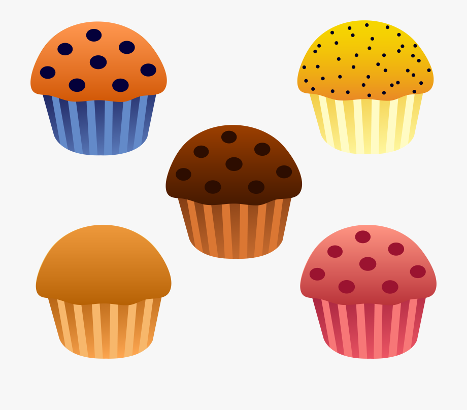 Muffin Clipart Baking Muffin.