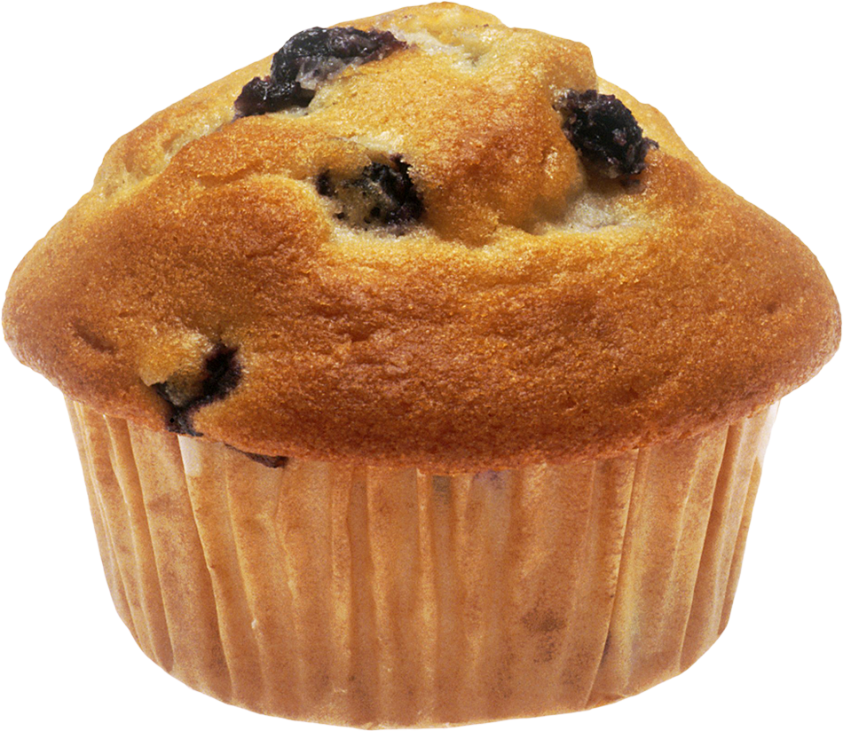 Transparent Muffin Large PNG Picture.
