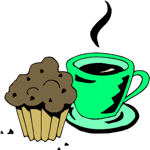 Coffee And Muffins Clipart.