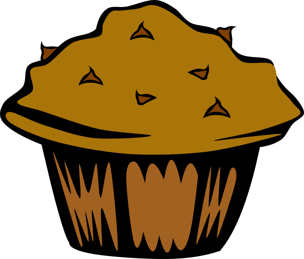 Muffins Clipart, Muffin Free Clipart.