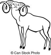 Mouflon Clipart Vector and Illustration. 41 Mouflon clip art.