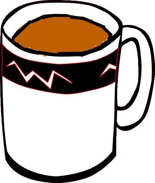 Mug Of Tea Clipart.