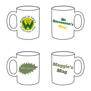 Personalised Mugs.