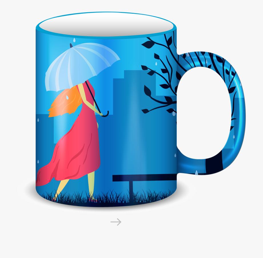 Mug Umbrella Cup.