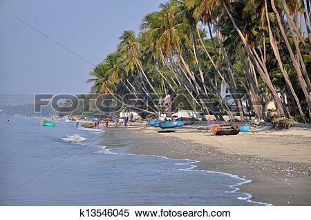 Stock Image of Mui Ne beach, Vietnam k13546045.