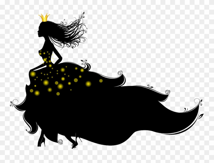 Princess Euclidean Vector Royalty Free Illustration.