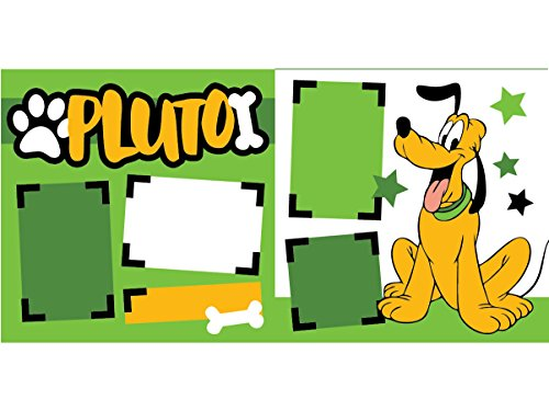 "Amazon.com: ""Pluto"" Scrapbook Kit."