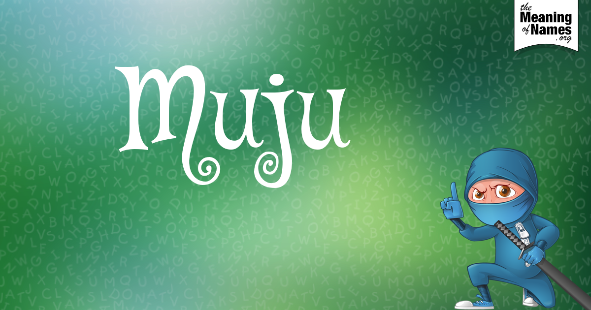 What Does The Name Muju Mean?.