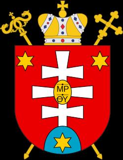 Greek Catholic Eparchy of Mukachevo.