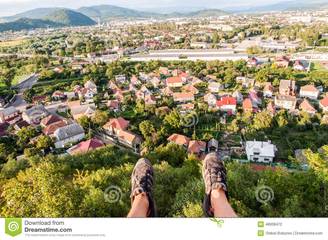 Mukachevo Stock Photo.
