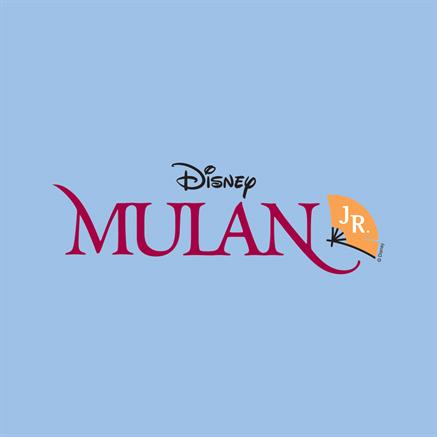 Disney\'s Mulan JR. Customizable Poster + Layered Artwork.