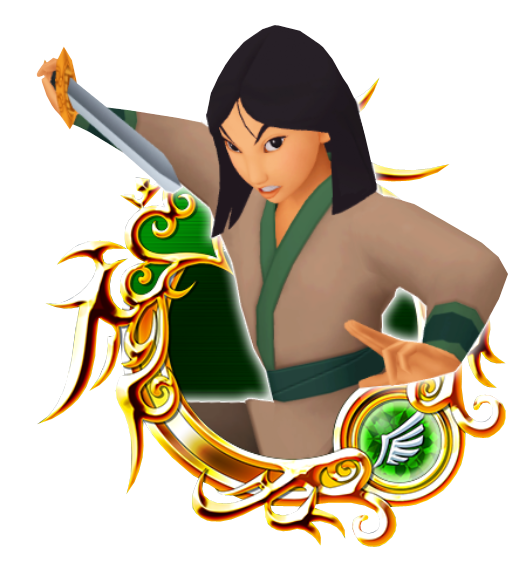 Fa Mulan PNG Picture.
