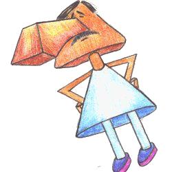 Caricature: Mulayam Singh Yadav.