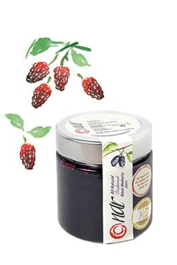 Mulberry Jam (8.82 oz).