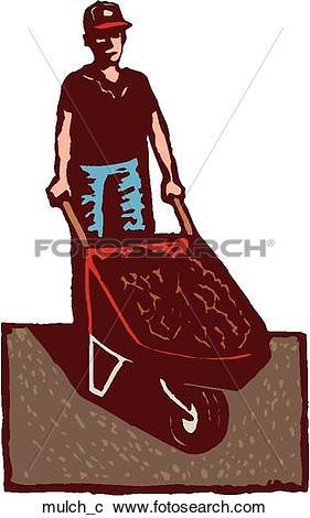Clipart of Mulch mulch_c.