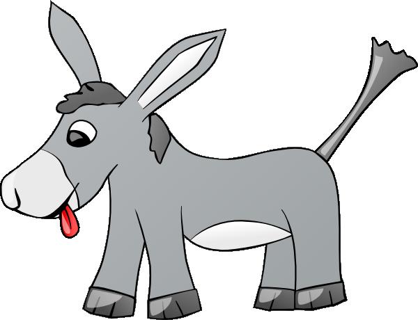 Mules Clip Art.