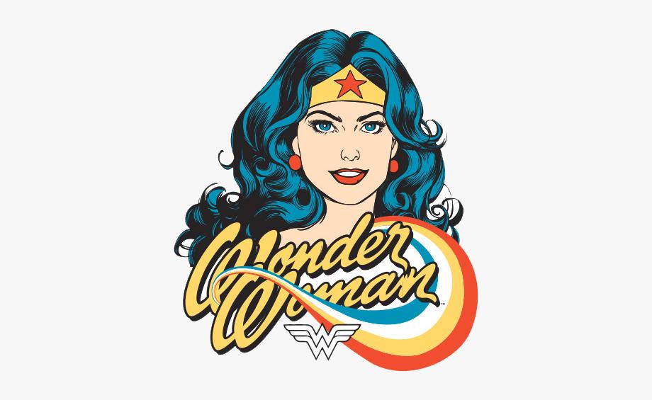 Wonder Woman Cliparts.