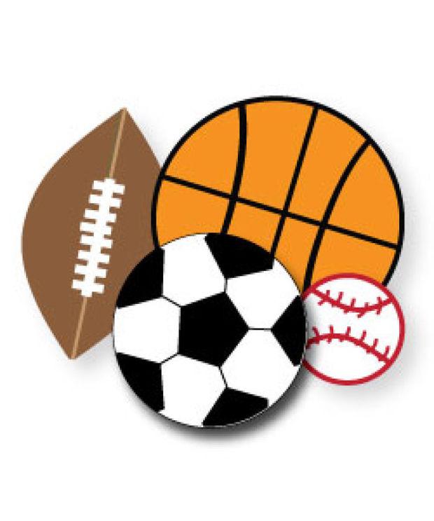 Multi sport clipart free.