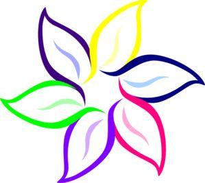 Flower Petal Clip Art.