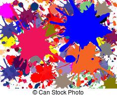 Multi colour Vector Clipart Illustrations. 736 Multi colour clip.