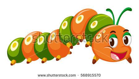 Caterpillar Stock Photos, Royalty.