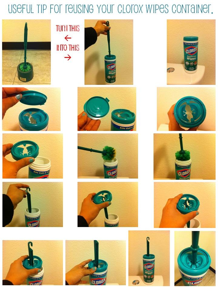 1000+ ideas about Clorox Wipes Container on Pinterest.